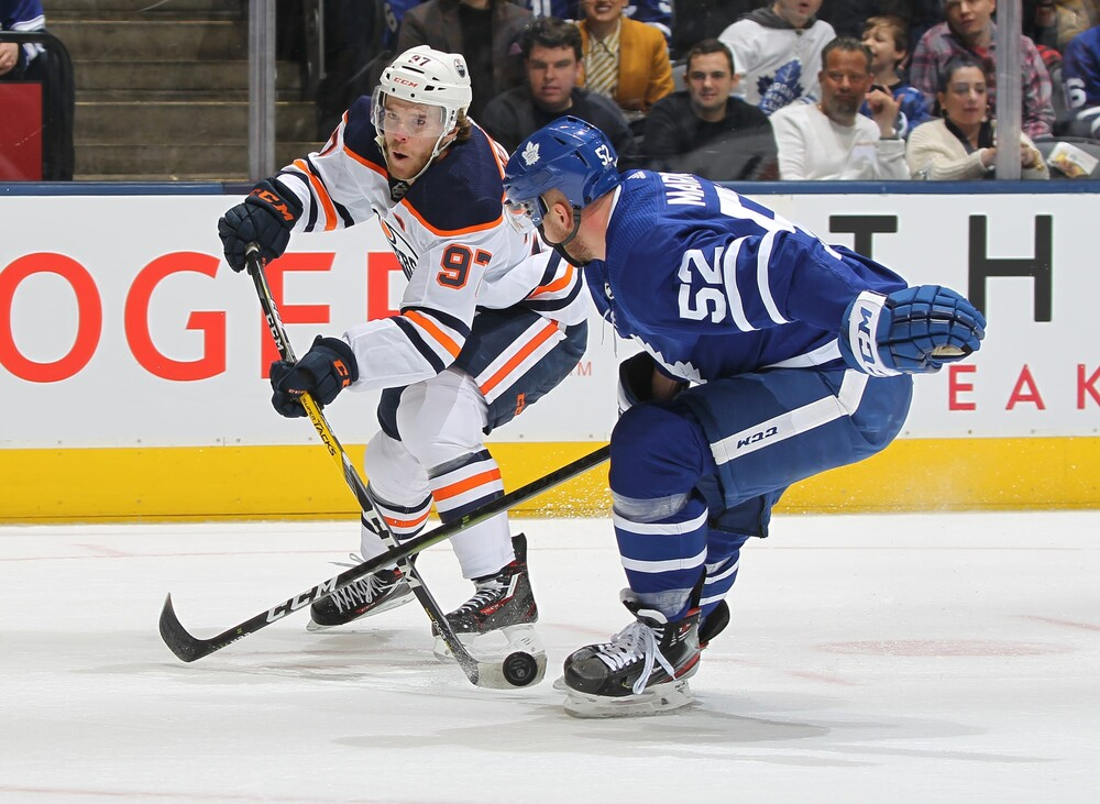 maple leafs vs oilers